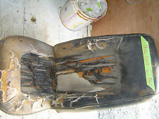 1971-1972 Ford Mustang Drivers Seat