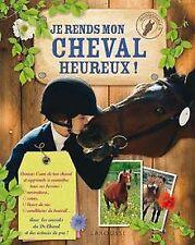 Je rends mon cheval heureux de Marandet, Laure, Clergeau, ...   Livre   état bon