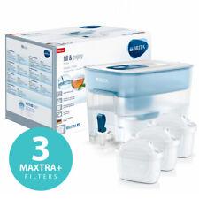Brita Flow Maxtra 8.2l Water Dispenser Optimax Fridge Filter Jug & 1 Cartridge