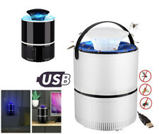 Aspiratore Lampada LED Zanzara Anti zanzare Zanzariera elettrica USB Nova Nv-813