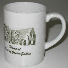 Anne of Green Gables House Coffee Mug Cup Speckled