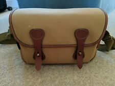Billingham Hadley Pro Camera Bag (Khaki Canvas / Tan Leather)