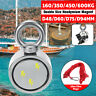 350/450/600KG Neodymium Magnet Double Side Fishing Metal Treasure +10M/30M Rope