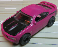For H0 Slotcar Racing Model Railway - Dodge Charger with Package