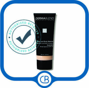 Dermablend Leg And Body 'IVORY'(FAIR NUDE) 3.4 oz _ 100 ML-02