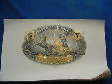 Zigarren Etikett FABRICA DE TABACOS Lithographie  Golddruck  Werbung  Reklame