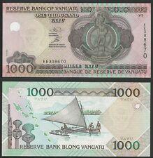 VANUATU - 1000 Vatu ND (2002)  UNC  Pick 10a