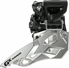 Sram Gx 2x11 High Clamp Top Pull Front Derailleur New