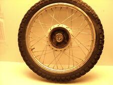 Yamaha Trail Master 80 #5106 Chrome Front Wheel & Tire