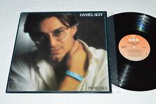 DANIEL SEFF Promesses LP 1982 CBS Records Canada NPFC-90681 VG+/VG Pop Chanson