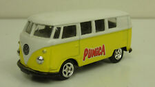 Welly 1:60 VW Bus T1 Modell Punica Gelb ohne VP (A1930)