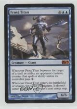 2010 Magic: The Gathering - Core Set: 2011 Booster Pack Base #55 Frost Titan n5i