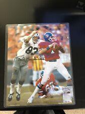 Ted Hendricks Oakland Raiders Autographed 8x10 Photo w/ENV COA