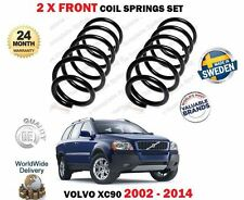 FOR VOLVO XC90 2.5 T 2.9 T6 D3 D5 AWD 2002-2014 NEW 2 X FRONT COIL SPRINGS SET