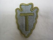 U. S. ARMY 36TH INFANTRY DIVISION PATCH REPRO