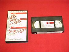 1991 FORD MUSTANG GT LX FESTIVA TEMPO ORIGINAL PRODUCT TRAINING VIDEO 91 VHS