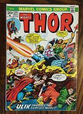 Thor 211 Bronze Age Marvel Comic
