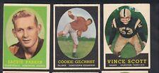 1958 CFL  TOPPS FOOTBALL CARD FULL SET 88/88