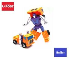 Transformers Autobot G1 Style Robot Toy - Huffer