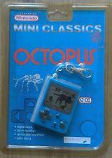 Game Watch Nintendo Mini Classics Octopus - 1998 NUEVA BRAND NEW