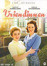 Vriendinnen (met o.a. Veerle Dobbelaere & Veerle Eyckermans) (3 DVD)