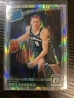 2018-19 Donruss Optic Shock #164 Donte DiVincenzo Rated Rookie Non Auto PSA 10?