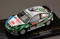 Model Car Rally Scale 1:43 Ixo Model diecast Ford Focus Rs WRC 08 N.5 Ma