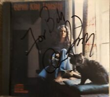 Carole King signed Tapestry CD