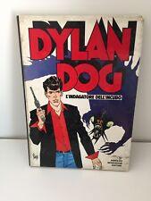DYLAN DOG L'INDAGATORE DELL'INCUBO MONDADORI 1992 2^ RIST. BONELLI CARTONATO