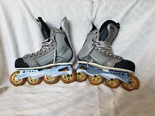 Nike Quest 3 Street Hockey Inline Roller Skates Rollerblades Mens Size 8 D