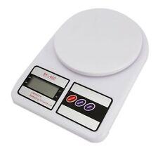 BILANCIA DIGITALE LCD DA CUCINA ELETTRONICA DA 1GR A 7KG SF400 TASTO TARA CASA