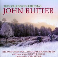 John Rutter Royal Philharmonic Orchestra The Bach Choir Over The Bridge (NEW CD)