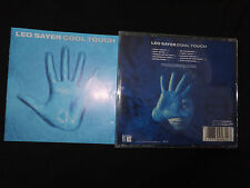 CD LEO SAYER / COOL TOUCH /