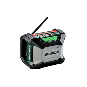 Metabo Akku-Baustellenradio R 12-18 (600776850) ohne Akku ohne Lader im Karton