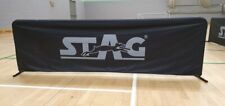 STAG | Table Tennis SURROUNDS | ARENA 100% POLYESTER | NEW 10x (TEN)