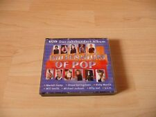 Doppel CD Millennium of Pop: George Michael Tina Turner Michael Jackson Sade ...