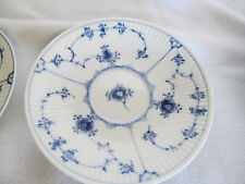 ROYAL COPENHAGEN HALF FLUTED LACE SAUCER 2162