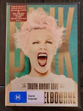 Pink The Truth About Love Tour Live From Melbourne 2013 DVD