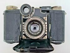 Zeiss Super Nettel with Zeiss Tessar 1:3.5 / 5cm lens