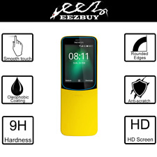 Premium Real Tempered Glass Screen Protector Cover Film Guard For Nokia 8110 4G