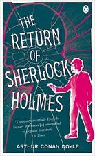 The Return of Sherlock Holmes (Pocket Penguin classics (Read Red)-Arthur Conan