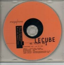 (AL647) Le Cube, Tours No 1 - DJ CD