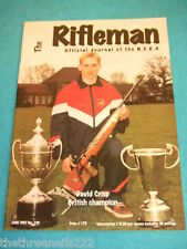 THE RIFLEMAN - DAVID CRISP - JUNE 1997 #730