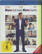 Mann tut was Mann kann - Jan  Josef Liefers - Blu Ray  - Neu u. OVP