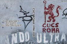 DVD CUCS ROMA 1994-1997  (COMMANDO ULTRA' CURVA SUD,ASR,TOTTI,1927,AS ROMA)