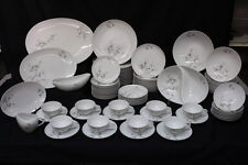 87 Pc Sango Fine China TORREY PINE Pattern, 7 Pc Service for 13 Mid-Century