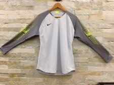 Nike Breath Gardien II Dri-FIT LS Goalkeeper Jersey AR9770-043 Womens Size L NWT