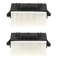 2x Air Filter 6420942404 / 6420942304 For Mercedes-Benz OM642 300/350 CDI
