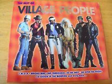 VILLAGE PEOPLE THE BEST CD