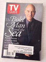 Tv Guide Magazine Patrick Stewart March 7-13 1998 021717RH